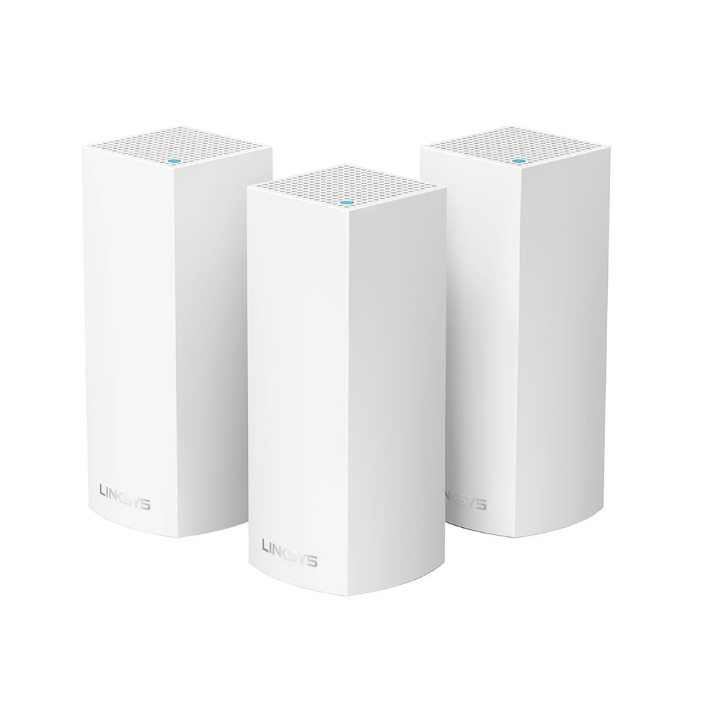 Linksys VELOP AC6600 Whole Home Wi-Fi 3-pack - WHW0303