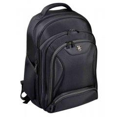 """PORT DESIGNS MANHATTAN batoh na 13/14'' notebook a 10,1"""" tablet, černý + internetová televízia SledovanieTV na dva mesiace v hodnote 11,98 €"""