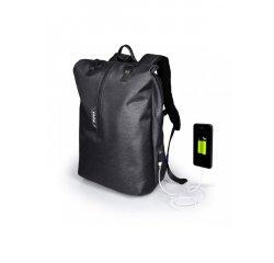 "PORT DESIGNS NEW YORK BACKPACK batoh na 15,6'' notebook a 10,1"" tablet, šedý"