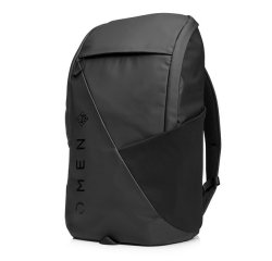 "Batoh na notebook 15,6"", OMEN Transceptor 15 Gaming Backpack, čierny z vode odolného materiálu, HP"