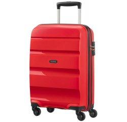 SAMSONITE AMERICAN TOURISTER CABIN SPINNER 85A20001 BONAIR STRICT S 55 4WHEELS RED