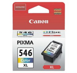 CANON CL-546XL ORIGINAL ATRAMENT, COLOUR, 300STR., 13ML