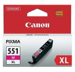 CANON CLI551M XL ORIGINAL ATRAMENT, MAGENTA, 11ML