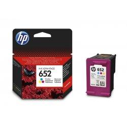 HP 652 ORIGINAL ATRAMENT F6V24AE, COLOR, 200 STRAN