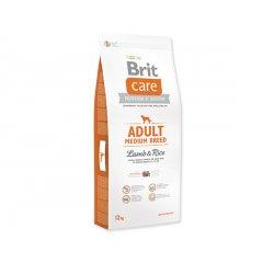 BRIT CARE ADULT MEDIUM BREED LAMB & RICE 12 KG (294-132709)