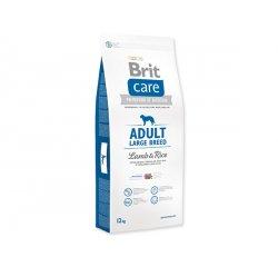 BRIT CARE ADULT LARGE BREED LAMB & RICE 12 KG (294-132712)