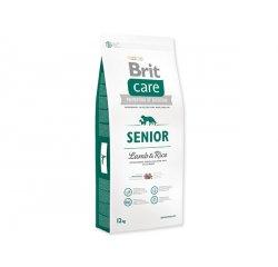 BRIT CARE SENIOR LAMB & RICE 12 KG (294-132715)
