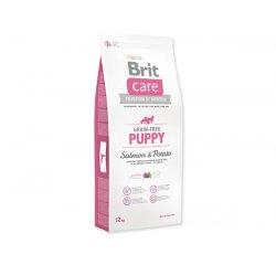 BRIT CARE GRAIN-FREE PUPPY SALMON & POTATO 12 KG (294-132718)