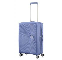 SAMSONITE AMERICAN TOURISTER 32G11001 SOUNDBOX-55/20 TSA EXP JUST LUGGAGE, DENIM BLUE, 32G-11-001 + internetová televízia SledovanieTV na dva mesiace v hodnote 11,98 €