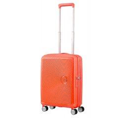 SAMSONITE AMERICAN TOURISTER 32G66001 SOUNDBOX 55/20 TSA,EXP JUST LUGGAGE, SPICY PEACH