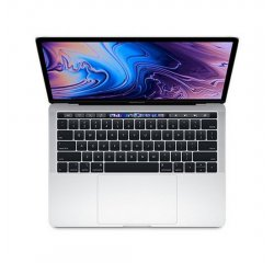 "APPLE MACBOOK PRO 13"" RETINA TOUCH BAR I5 2.3GHZ 4-CORE 8GB 512GB SILVER SK MR9V2SL/A vystavený kus"
