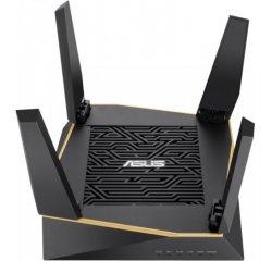 ASUS RT-AX92U WIRELESS AX6100 GIGABIT ROUTER, 4X GIGABIT RJ45, 1X USB3.1, 1X USB2.0