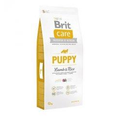 BRIT CARE PUPPY LAMB & RICE 12 KG (294-132700)