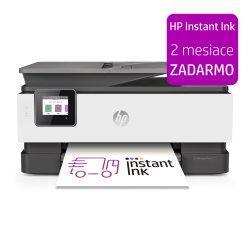 HP OFFICEJET PRO 8023, HP INSTANT INK, 1KR64B-A80 +3 ROČNÁ ZÁRUKA PO REGISTRÁCIÍ