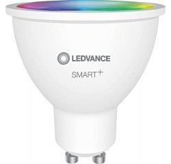 LEDVANCE SMART+ WIFI PAR16 RGBW 50 40 TBDW/ GU10, MENITELNE FARBY, STMIEVATELNA