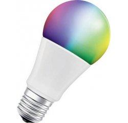LEDVANCE SMART+ WIFI CL A RGBW 100 YES 14W/ E27, MENITELNE FARBY, STMIEVATELNA