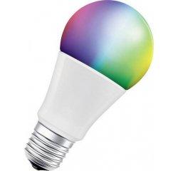 LEDVANCE SMART+ WIFI CL A RGBW 75 YES 9,5W/ E27, MENITELNE FARBY, STMIEVATELNA