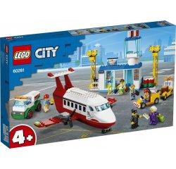 LEGO CITY CENTRALNE LETISKO /60261/ + internetová televízia SledovanieTV na dva mesiace v hodnote 11,98 €