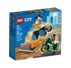 LEGO CITY KASKADERSKY TIM /60255/
