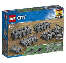 LEGO CITY KOLAJNICE /60205/