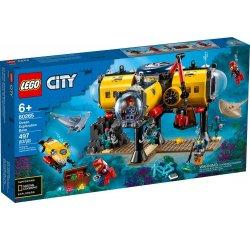 LEGO CITY OCEANSKA PRIESKUMNA ZAKLADNA /60265/ + internetová televízia SledovanieTV na dva mesiace v hodnote 11,98 €