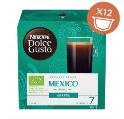 NESCAFE DOLCE GUSTO GRANDE MEXICO 3X108G BIO 12CAP VYHRAJTE ZÁSOBU KÁVY NA CELÝ ROK