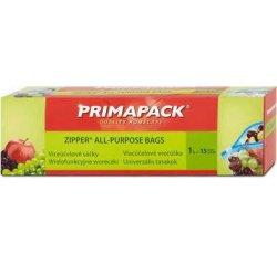 PRIMAPACK ZIPPER VIACUCELOVE VRECUSKA 1L/15KS 6764293