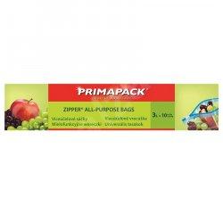 PRIMAPACK ZIPPER VIACUCELOVE VRECUSKA 3L/10KS 6764487
