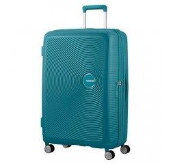 SAMSONITE AMERICAN TOURISTER SOUNDBOX SPINNER 32G14003 77/28 TSA EXP JADE GREEN, 32G-14-003