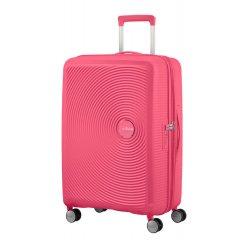 SAMSONITE AMERICAN TOURISTER SOUNDBOX SPINNER 67/24 TSA EXP HOT PINK