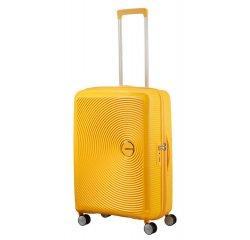 SAMSONITE AMERICAN TOURISTER SPINNER 32G06002 SOUNDBOX-67/24 TSA EXP JUST LUGGAGE, GOLDEN YELLOW