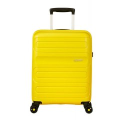 SAMSONITE AMERICAN TOURISTER SPINNER 51G06001 SUNSIDE-55/20 TSA JUST LUGGAGE, SUNSHINE YELLOW
