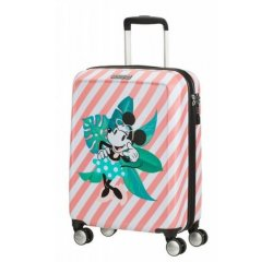 SAMSONITE FUNLIGHT DISNEY SPINNER 48C15001 55/20 DISNEY MINNIE MIAMI HOLIDAY, 48C-15-001